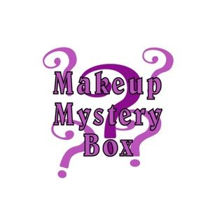 Other - High end make up Mystery box